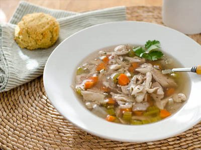 Slow Cooker Chicken Soup Recipe