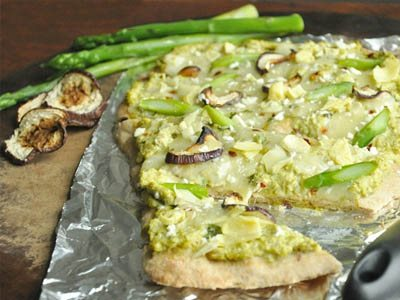 This Summer, Go Green with Green Pizza